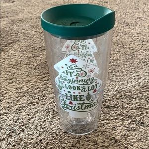 Tervis Holiday insulated cup and lid